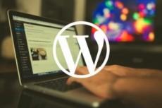 Доработка сайта на Вордпресс 21 - kwork.ru