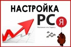 Настрою Яндекс Директ + Метрика + РСЯ 11 - kwork.ru