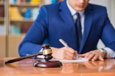 Напишу статью на юридическую тематику 5 - kwork.ru
