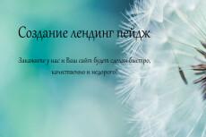 Сайт на Muse за 1 день 13 - kwork.ru