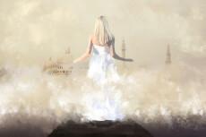 Красивая иллюстрация 33 - kwork.ru