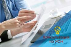 Выбор системы налогообложения ЕНВД или Патент 19 - kwork.ru