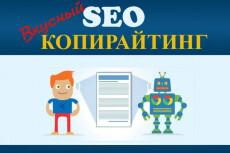 Статьи и копирайтинг 6 - kwork.ru