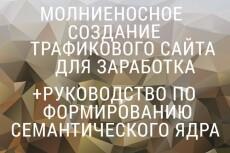 Ваш новый сайт под ключ! 21 - kwork.ru