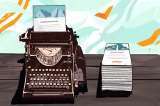 Напишу тексты для вашего блога 4 - kwork.ru