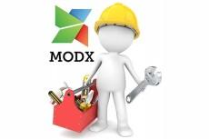 Сайт на MODx 13 - kwork.ru