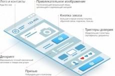 Адаптивный сайт с нуля 24 - kwork.ru