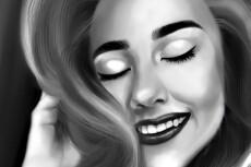 Нарисую ваш портрет на фотошопе 9 - kwork.ru