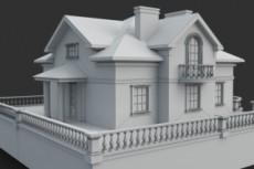 Создам 3D модель, деталь 56 - kwork.ru
