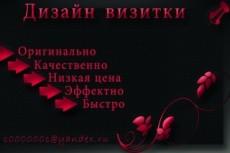 2 варианта дизайна макета визиток 4+4 от профессионального дизайнера 24 - kwork.ru