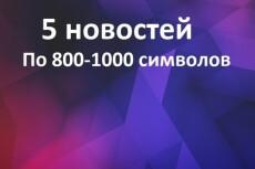 Напишу статьи любой тематики 21 - kwork.ru