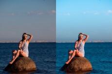 Сделаю ваш портрет в стиле гранж 3 - kwork.ru