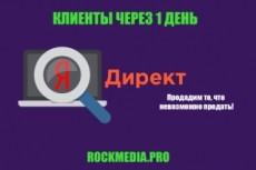 Анализ и аудит рекламы Яндекс Директ 18 - kwork.ru