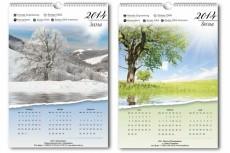 3 Календаря с вашими фотографиями 12 - kwork.ru