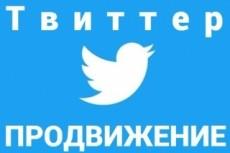Добавлю 500 качественных фолловеров на Ваш аккаунт в твиттере 21 - kwork.ru