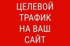Трафик с форм обратной связи - тематика Москва - 100000 сайтов 8 - kwork.ru