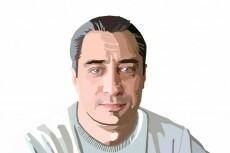 Сделаю портрет  по вашему фото в стиле заставок Дом -2 7 - kwork.ru