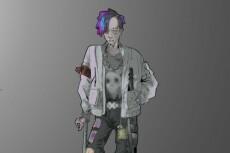Нарисую персонажа или легкую иллюстрацию 33 - kwork.ru