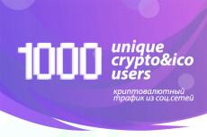 От 15000 качественных посещений из России 37 - kwork.ru