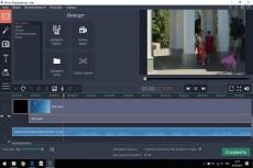 Выполню монтаж, обработку видео. Цветокоррекция и другое бесплатно 30 - kwork.ru