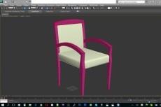 3D модель в 3Ds Max 17 - kwork.ru