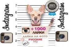 Подписка на лайки instagram 30 дней 8 - kwork.ru