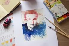 Сделаю портрет в стиле Pop-art по фотографии 5 - kwork.ru