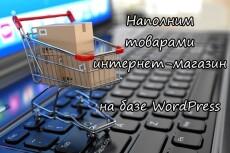 Настройка шаблона Wordpress + русификация + чистка 6 - kwork.ru