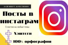Проверка орфографии, пунктуации, речевых ошибок 15 - kwork.ru