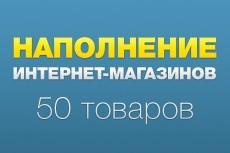 Напишу текст для карточек товаров интернет-магазина 9 - kwork.ru