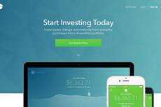 Красочный дизайн экрана вашего сайта, Landing Page 14 - kwork.ru