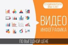 Сделаю рекламный ролик 31 - kwork.ru
