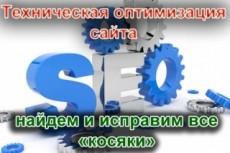 Сделаю внутреннюю SEO оптимизацию сайта - удаление дублей 14 - kwork.ru