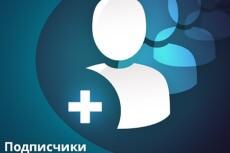 Дешевые 1400 подписчиков друзей на вашу страницу Вконтакте 12 - kwork.ru