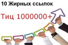 400 уникальных посетителей в сутки на ваш ресурс (в течение месяца) 3 - kwork.ru
