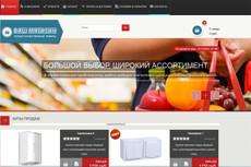 Готовый интернет-магазин JE-sagitta 25 - kwork.ru