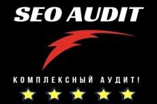 Консультационные услуги по SEO 41 - kwork.ru
