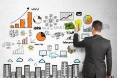 Бизнес-план по развитию бизнеса из 5 пунктов 23 - kwork.ru