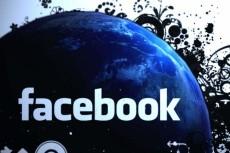 """500 лайков через кнопки """"Лайк"""" Facebook на Вашем сайте 9 - kwork.ru"""