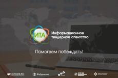 Поиск тендеров, подготовка заявок 10 - kwork.ru