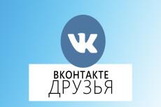 Раскрутка группы Вконтакте - плюс 600 живых подписчиков, продвижение 4 - kwork.ru