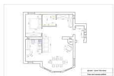 Сделаю 2 варианта планировки вашей квартиры или дома 11 - kwork.ru