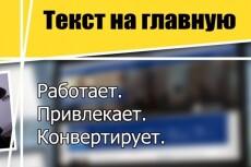 Продвигающие мета-теги. Дескрипшны и тайтлы для страниц вашего сайта 5 - kwork.ru