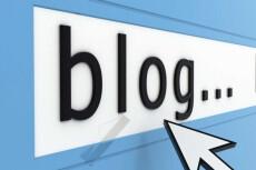напишу две статьи 1000+ символов текст о вашей услуге/проекте у себя в блоге 3 - kwork.ru