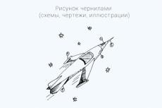 Нарисую иллюстацию 6 - kwork.ru