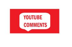 150 комментариев под видео youtube от реальных людей профили Россия 2 - kwork.ru