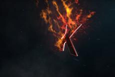 Сделаю 1 видео-визуализацию вашего логотипа или текста 29 - kwork.ru