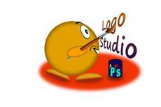 Логотипы, в программе cinema4D и Photoshop 45 - kwork.ru