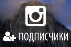 400 живых подписчиков в instagram в ручном режиме 8 - kwork.ru