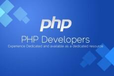 Написание, доработка, изменение скриптов на PHP любой сложности 12 - kwork.ru